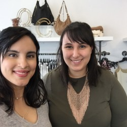 wardrobe styling, personal style, Meira Elituv The Cloakroom boutique in Toronto, Canada